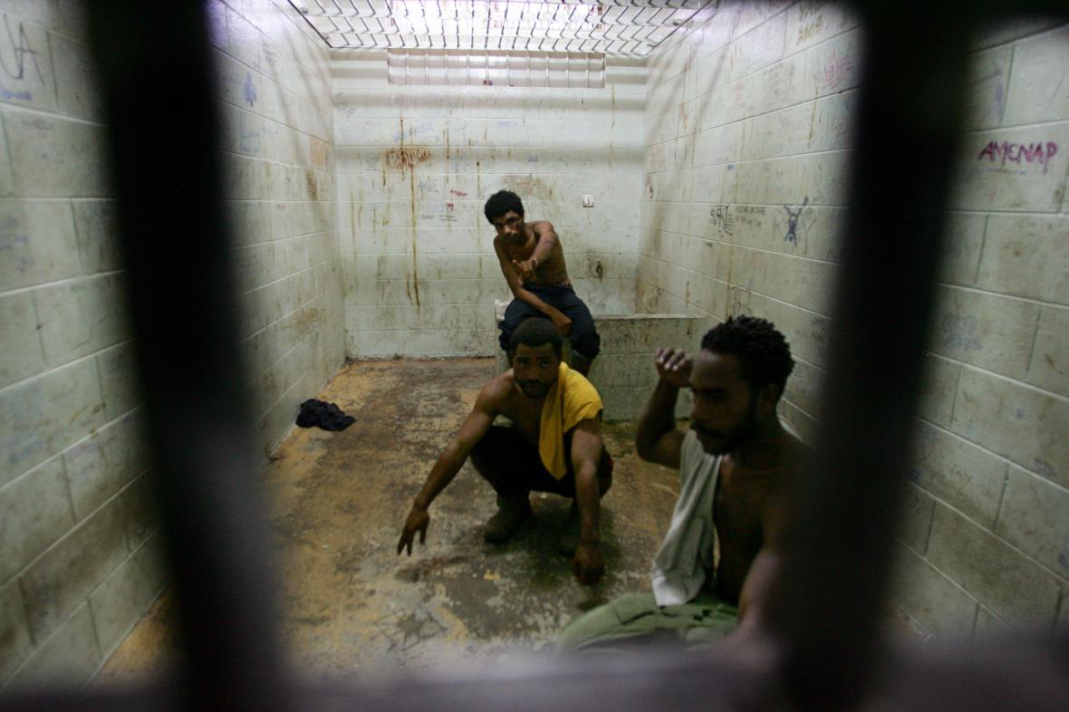 Vězení v Port Moresby