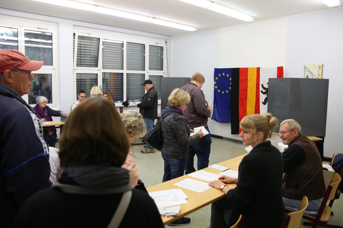 Německé volby