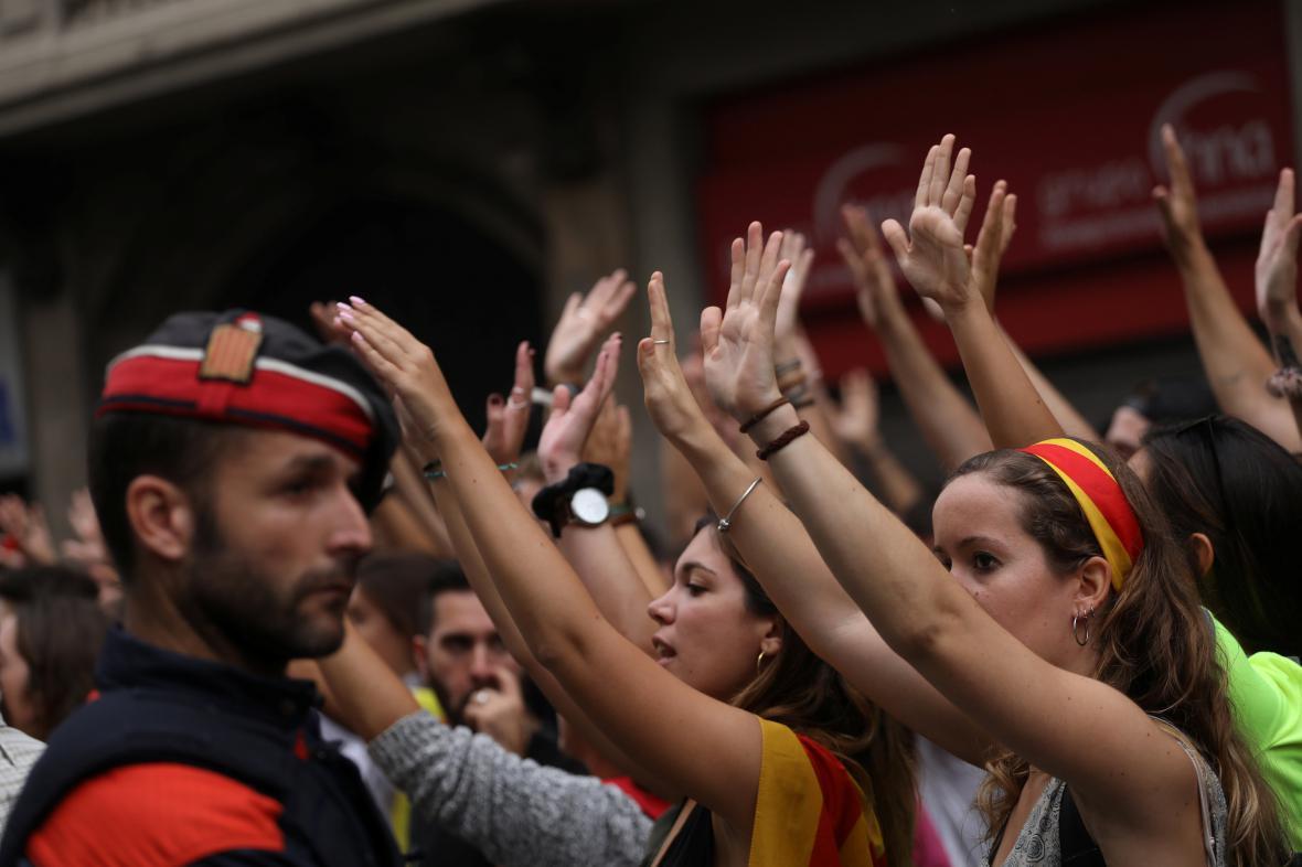 Člen katalánské regionální policie