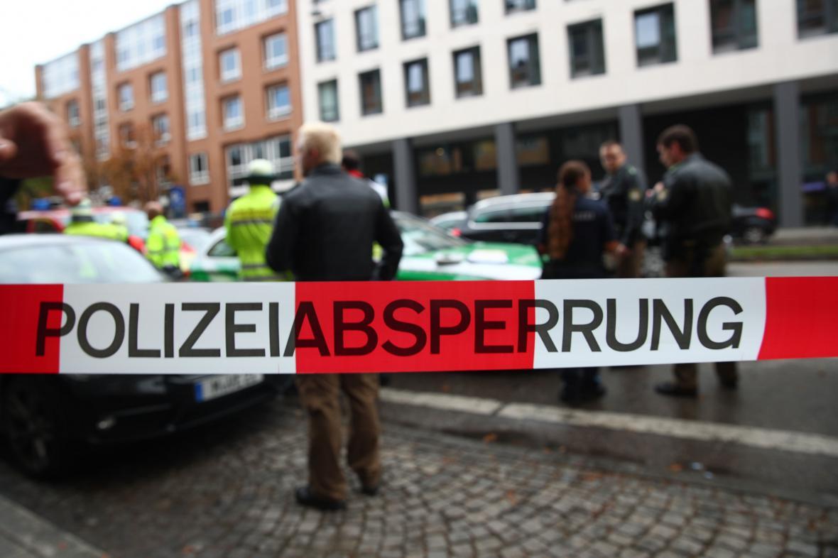 Místo činu v Mnichově