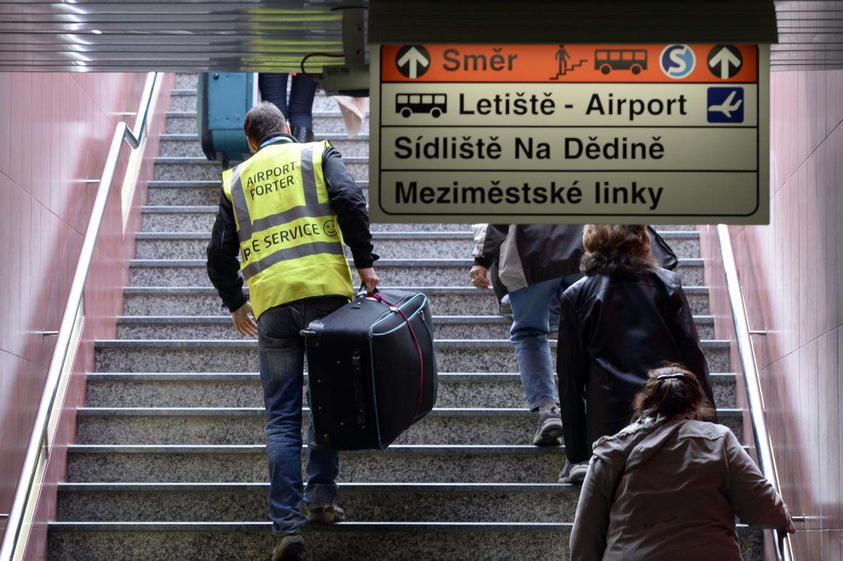 Stanice metra Veleslavín