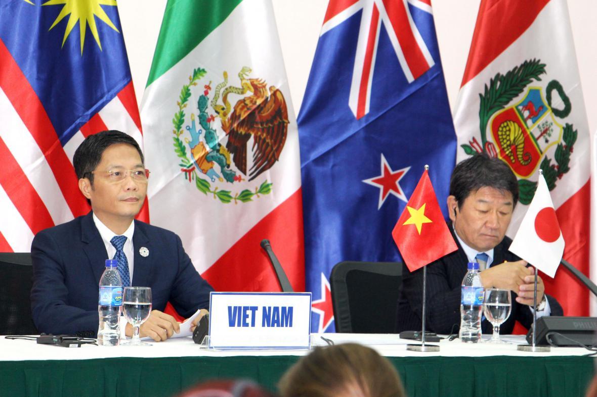 Ministři obchodu 11 zemí se dohodly na pokračování TPP