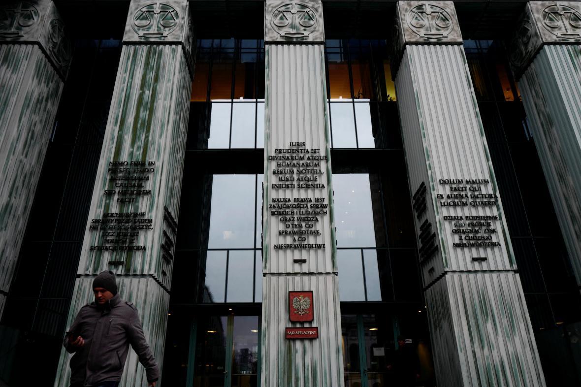 Soudní budovy ve Varšavě