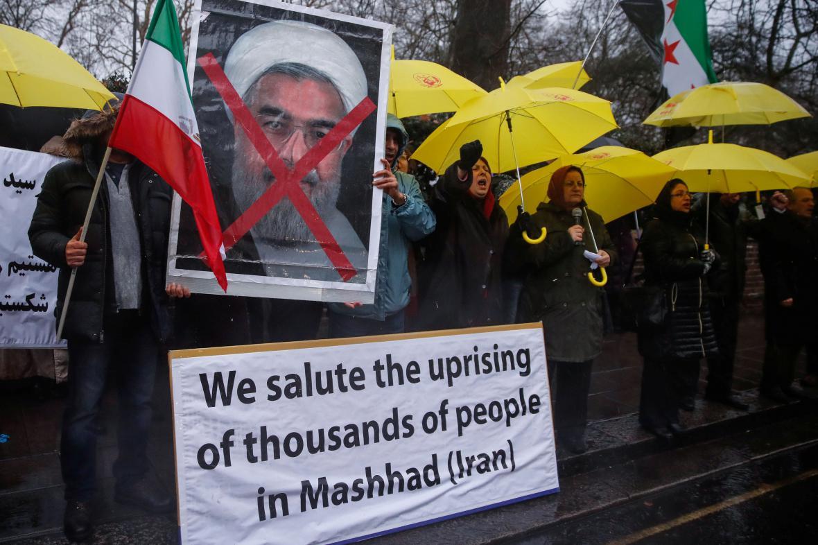 Íránské protesty