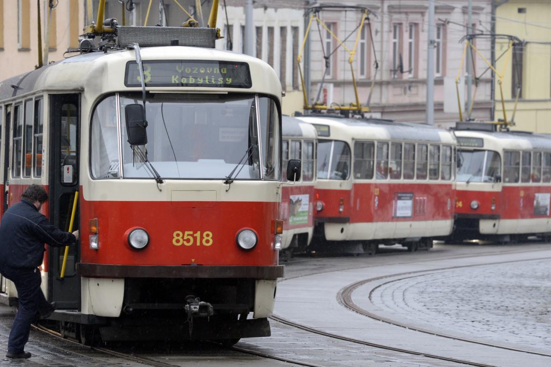Tramvaje v Zenklově ulici