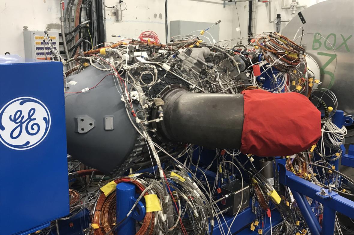 Turbovrtulový motor Advanced Turboprop