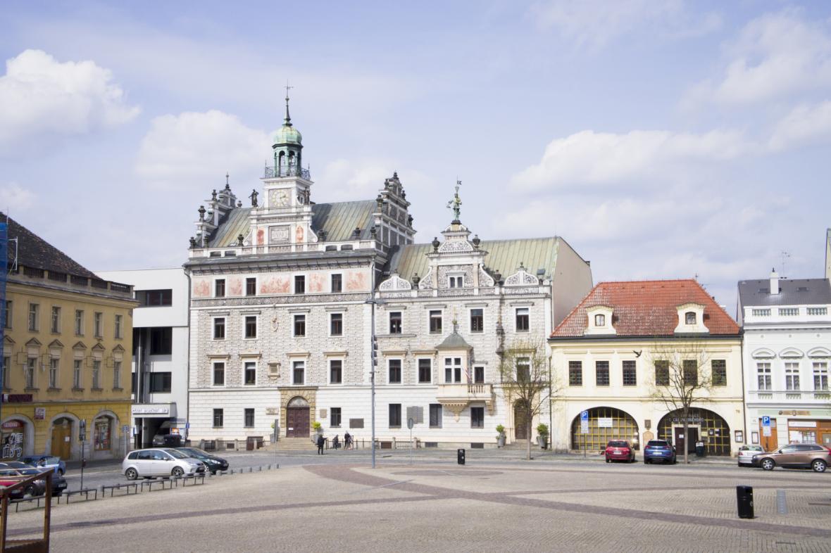 Kolínská radnice