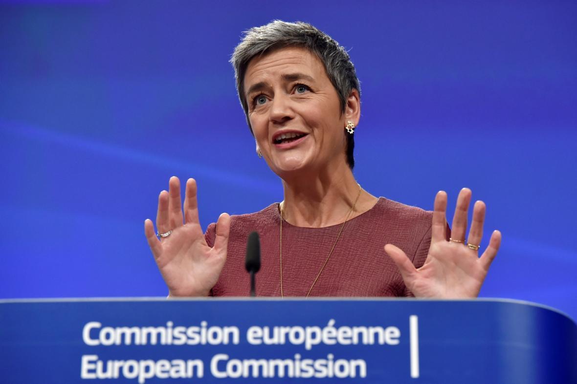 Eurokomisařka pro hospodářskou soutěž