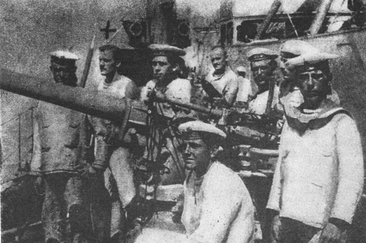 Vzbouřenci v boce Kotorské