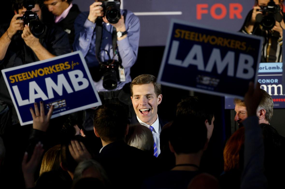 Demokrat Conor Lamb