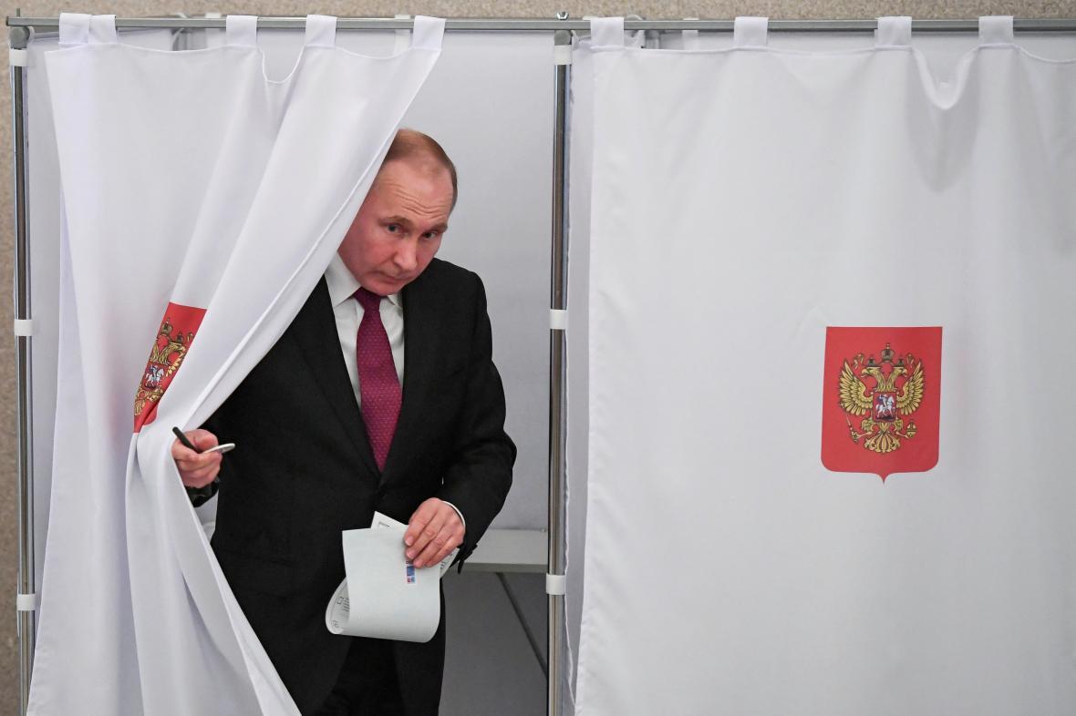Prezidentské volby v Rusku