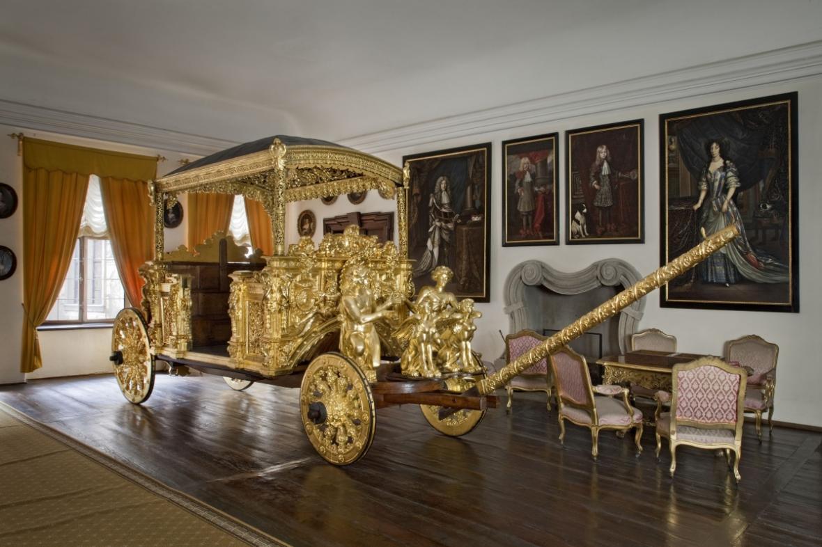 Eggenberský zlatý kočár
