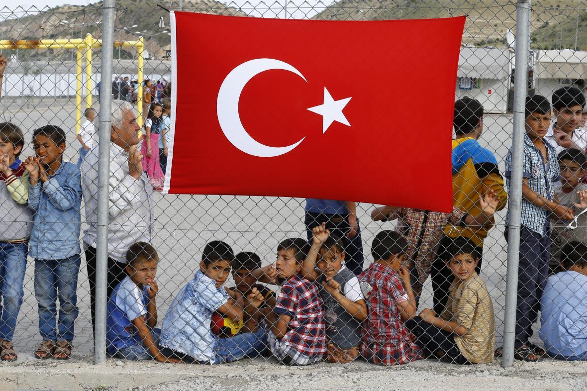 Turečtí migranti