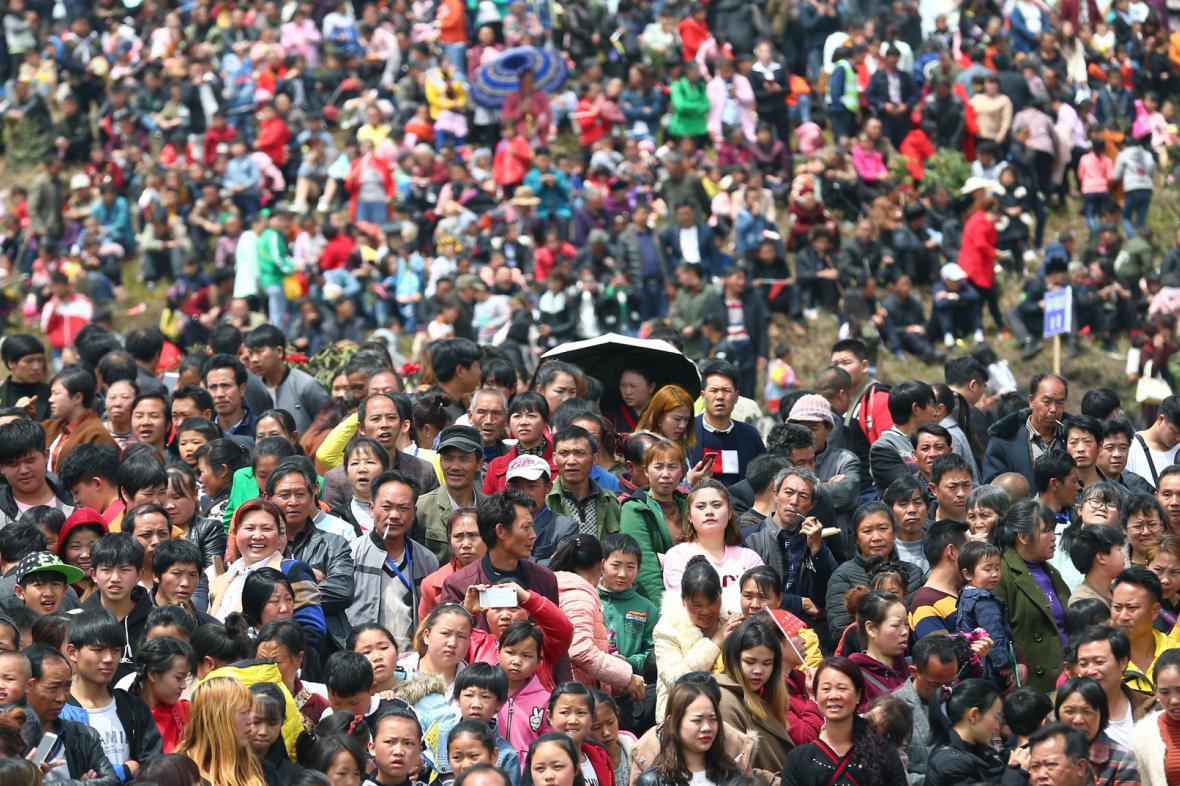 Lidé v Číně