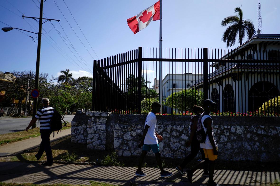 Kanadská ambasáda na Kubě