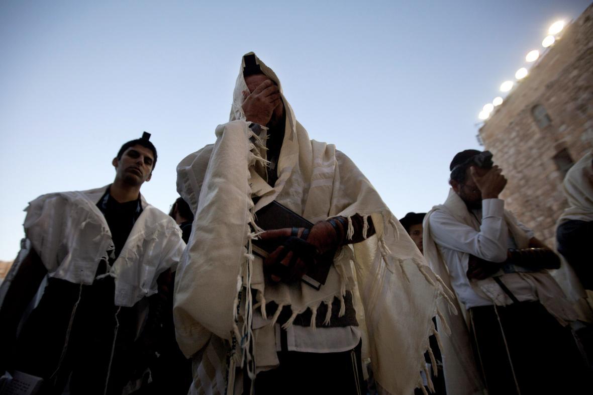 Ultraortodoxní židé
