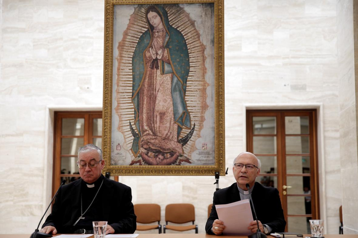 Chilští biskupové