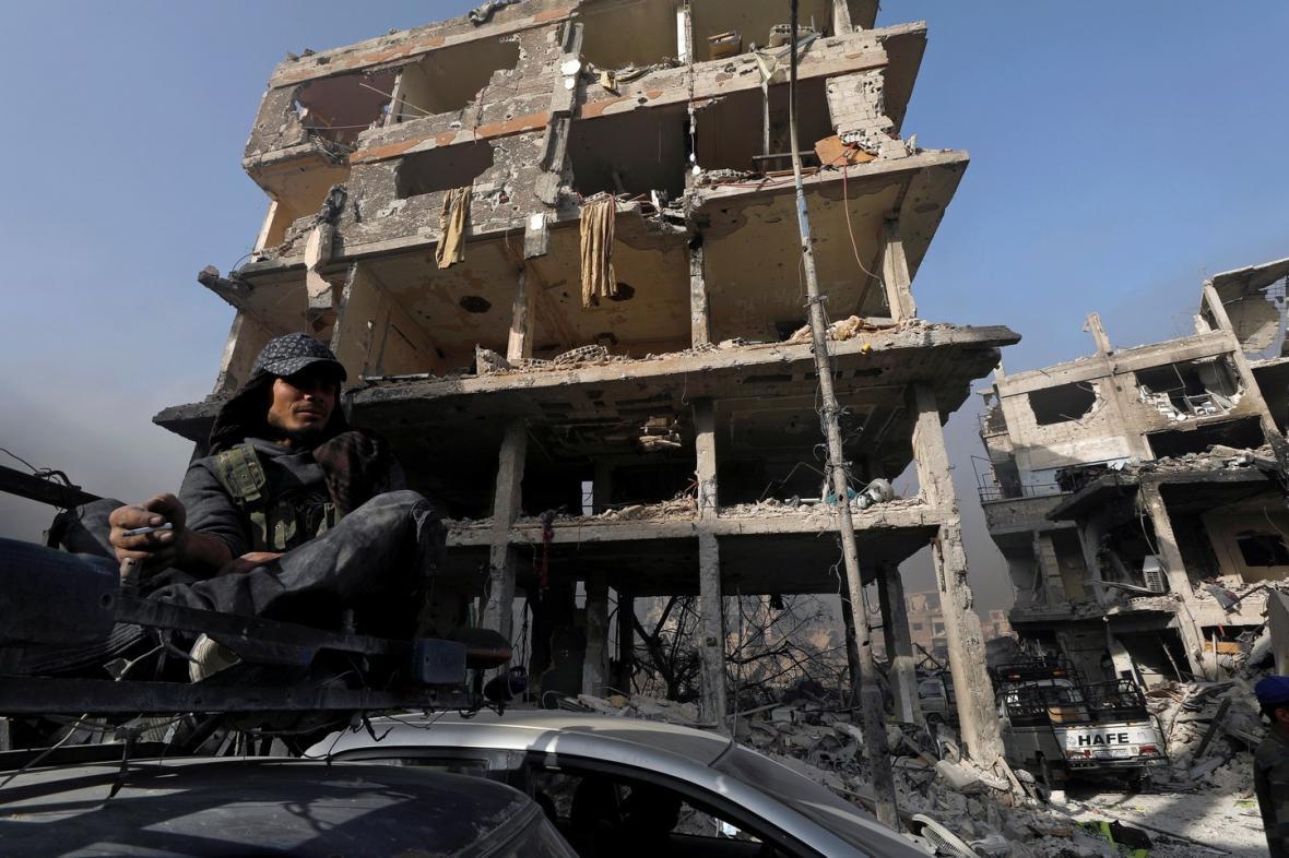 Syrská zkáza