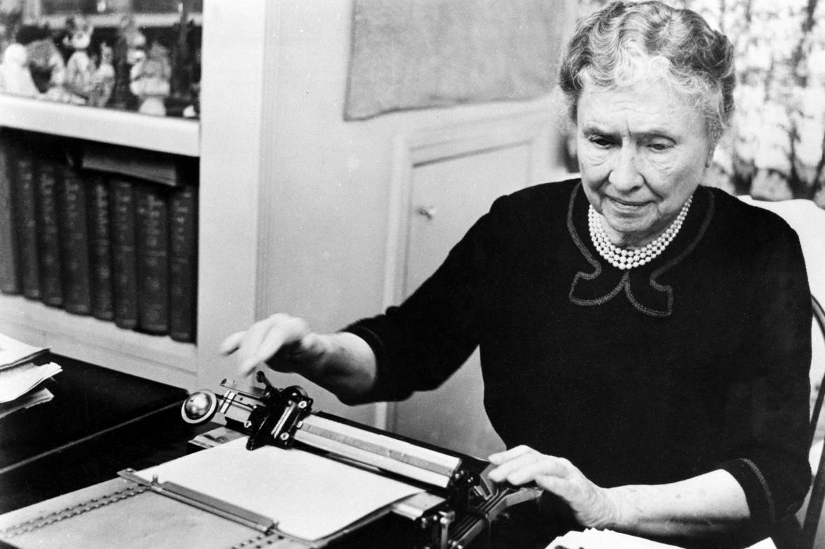 Helen Kellerová