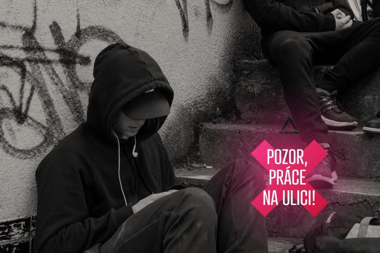 Kampaň streetworkerů