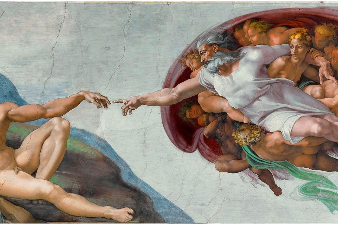 Klasická představa Boha