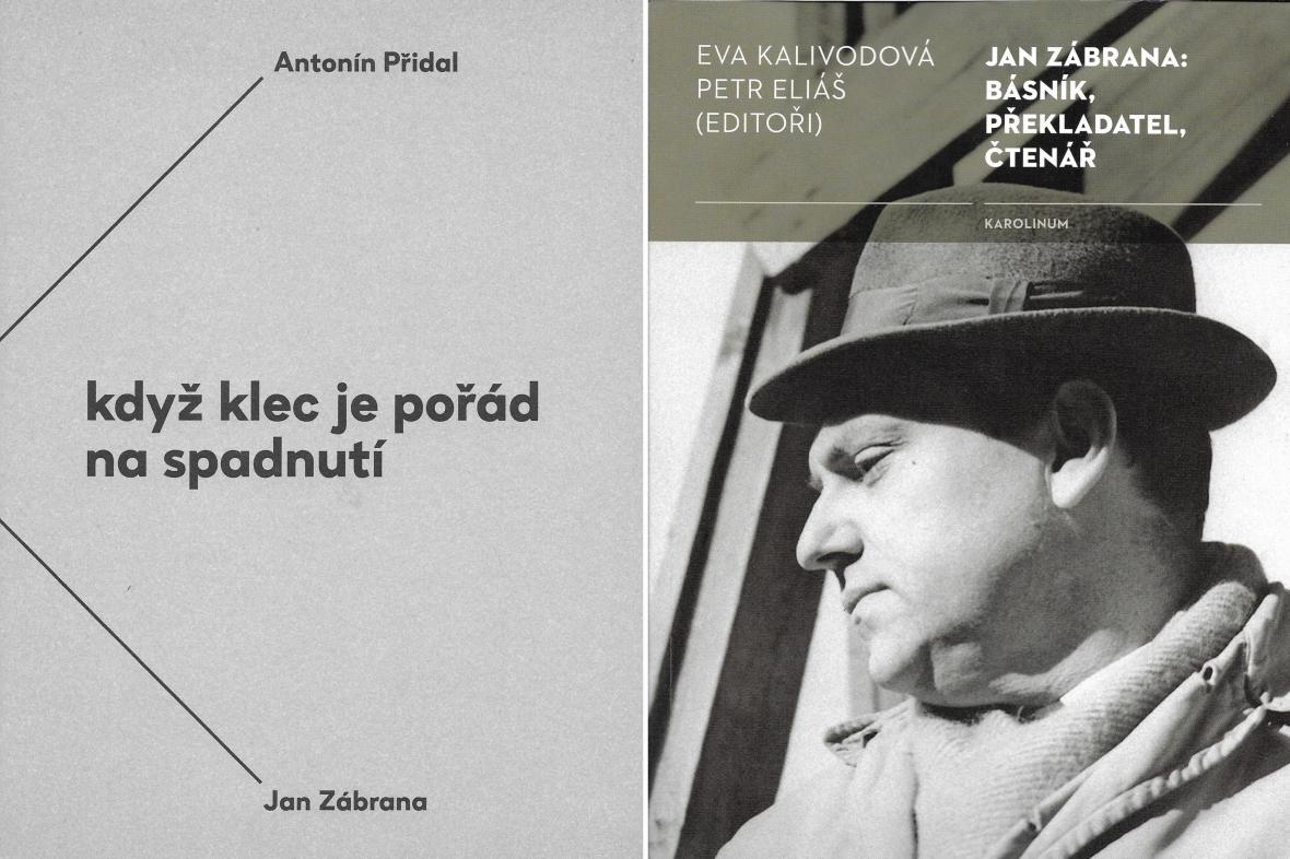 Dvě knihy o Janu Zábranovi