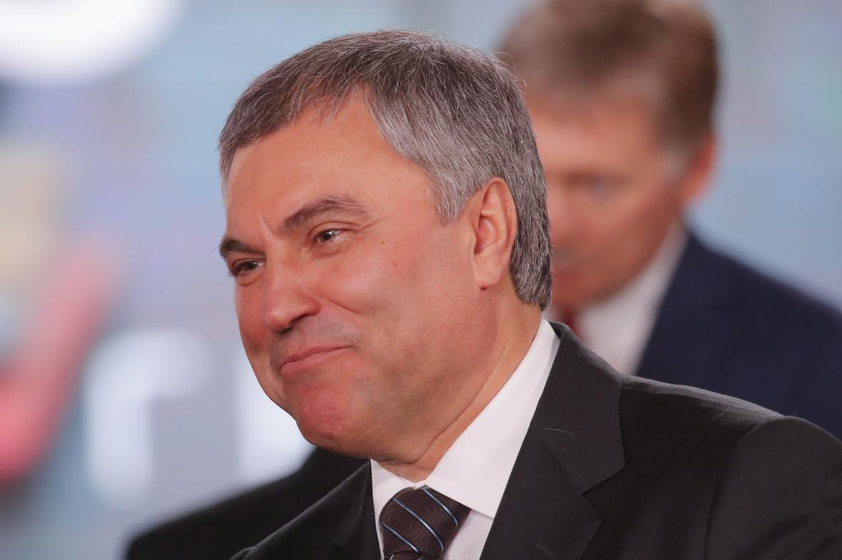 Vjačeslav Volodin