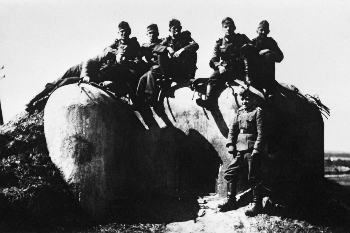 Při mobilizaci obsadili vojáci i pohraniční opevnění