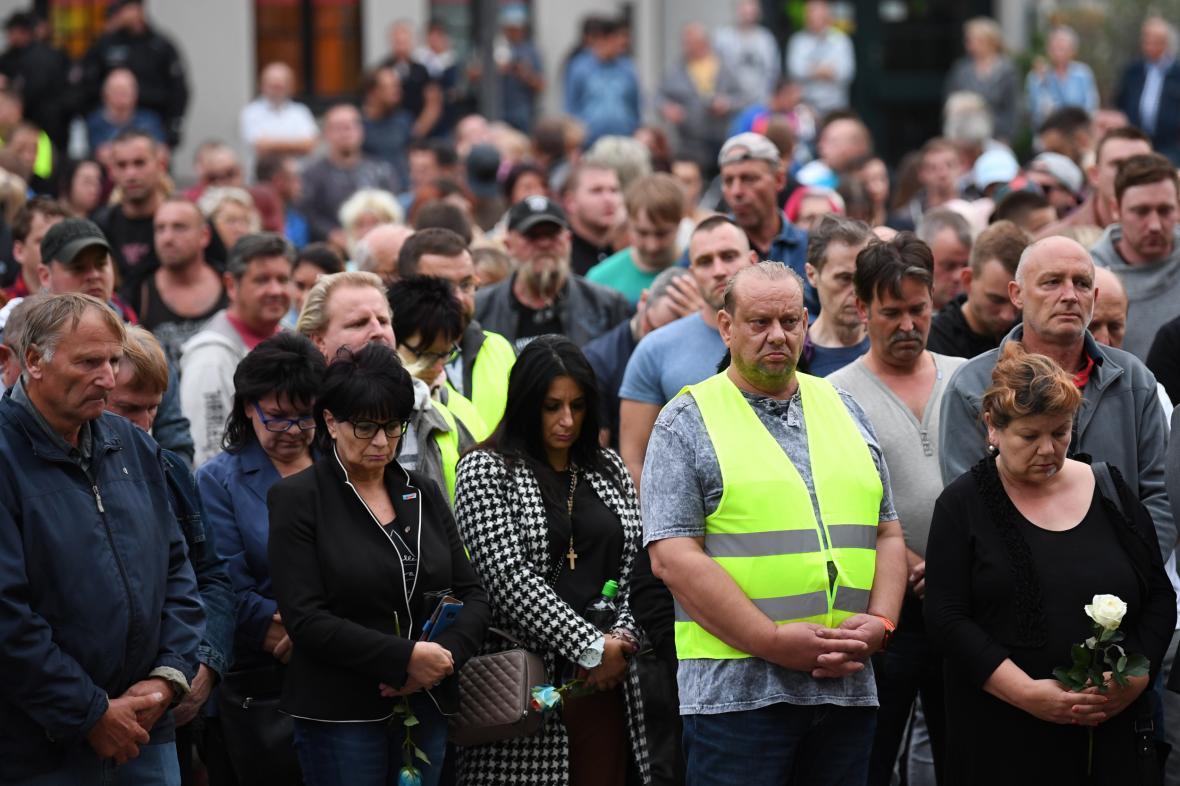 Pochod za mrtvého Němce v Köthenu