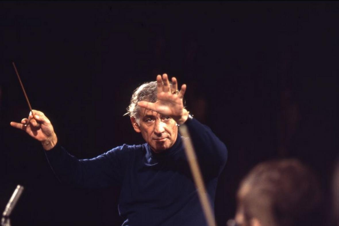 Z dokumentu Leonard Bernstein - Rozpolcený génius