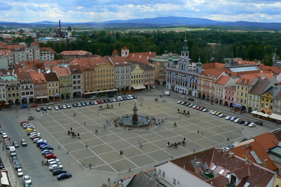Volby 2018 - Rozcestník - České Budějovice