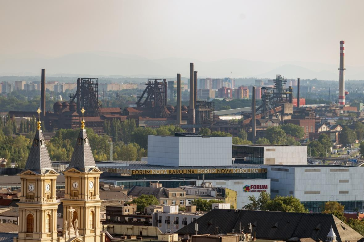 Volby 2018 - Rozcestník - Ostrava