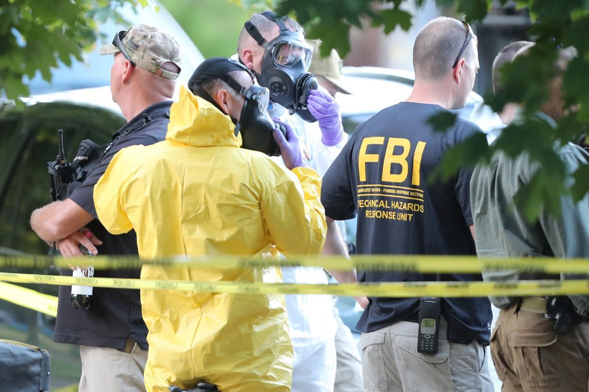 Zásah FBI ve městě Logan