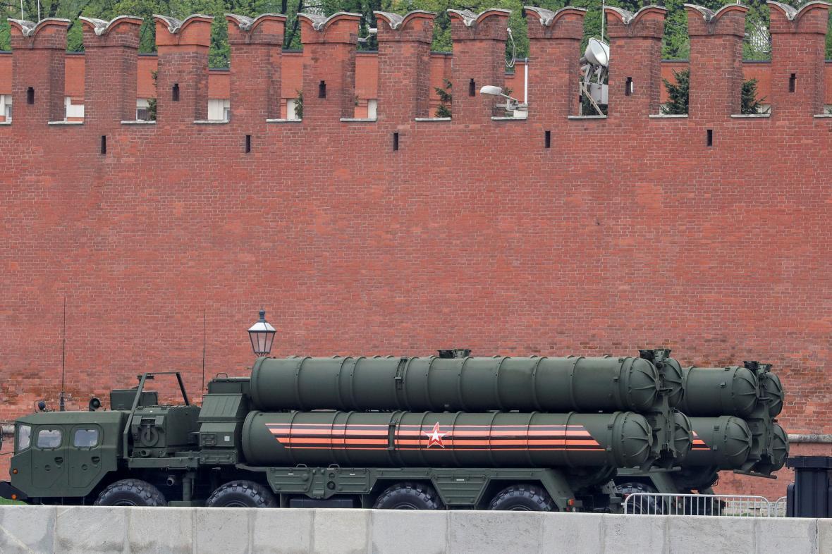 Ruský protirakketový systém S-400