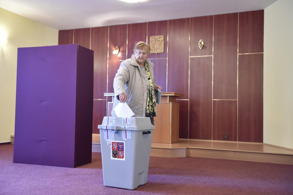 Volby do obecních zastupitelstev a třetiny Senátu