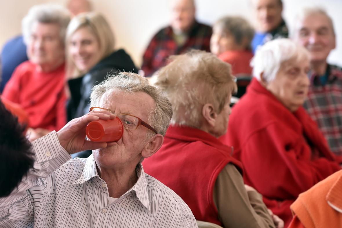 Domov seniorů. Ilustrační foto