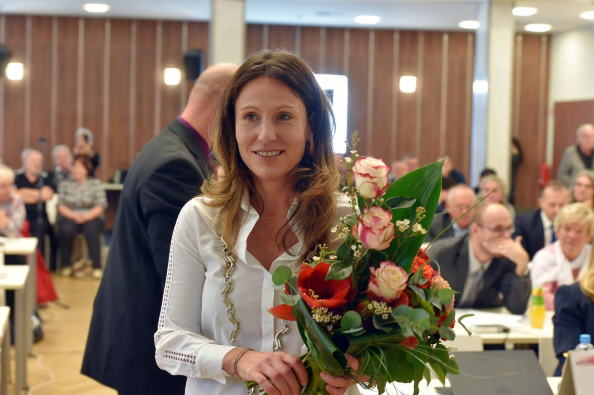 Andrea Pfeffer Ferklová (ANO)