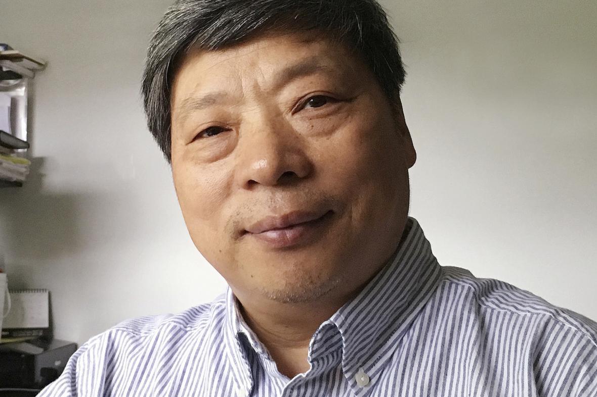 Čínský fotograf Lu Kuang