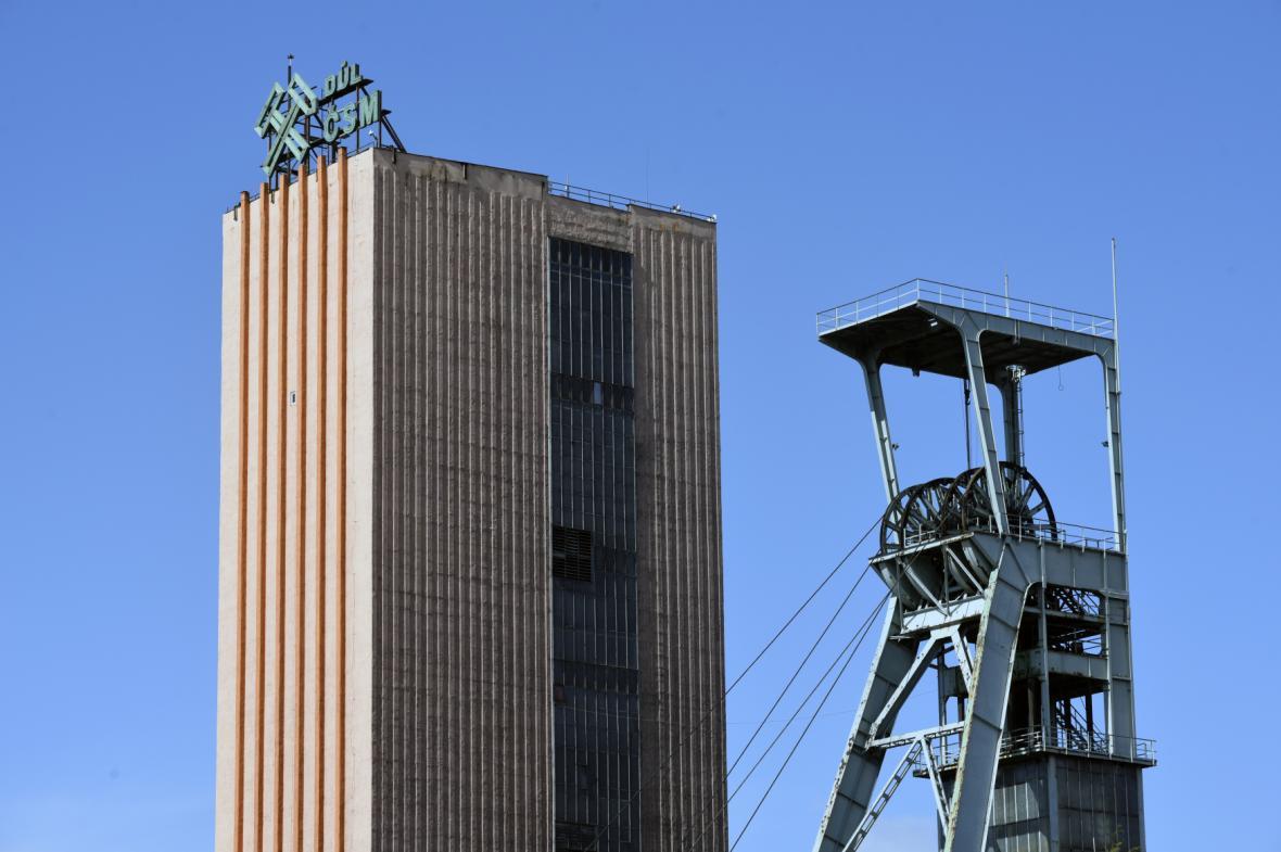 Důl ČSM ve Stonavě