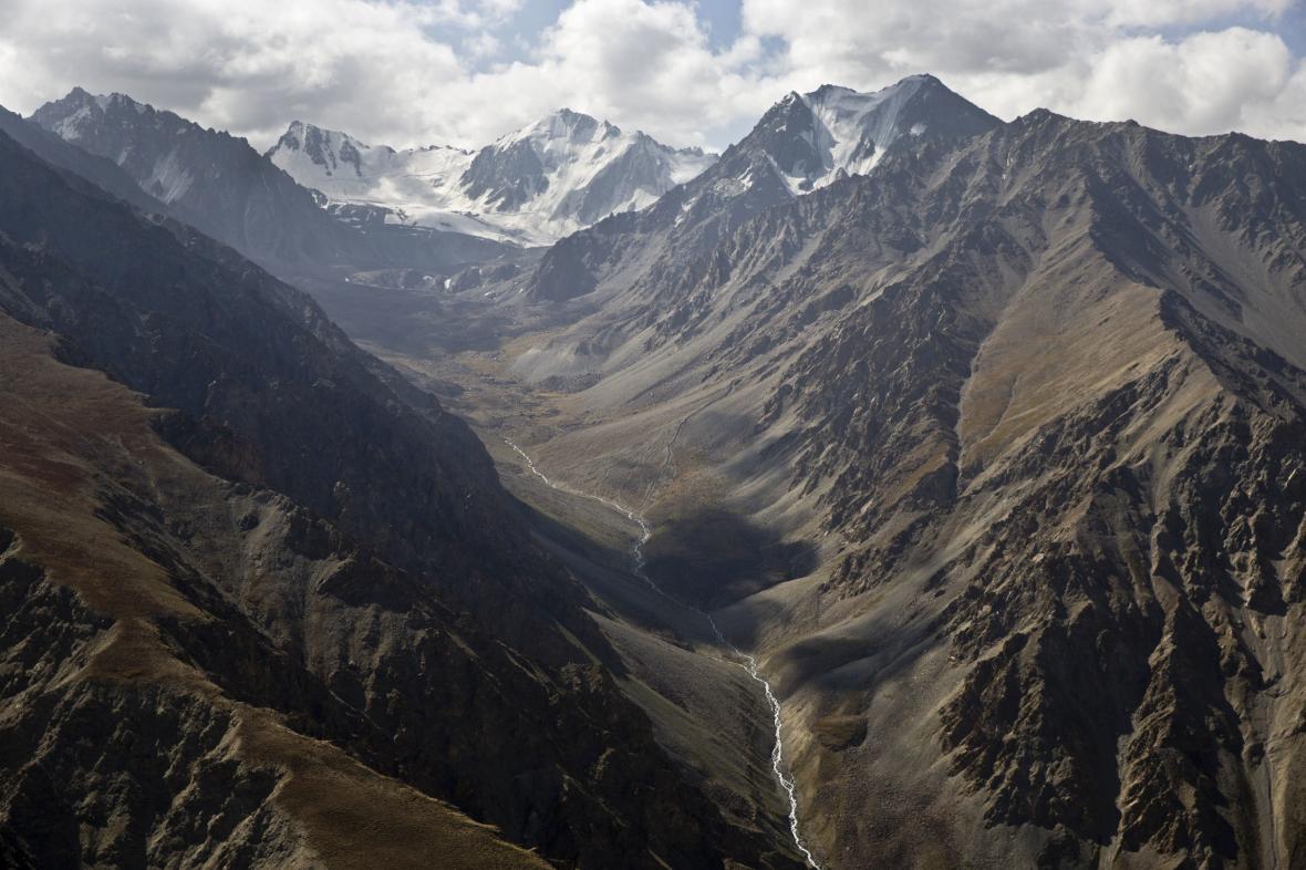 Afghánská provincie Badachšán, kde došlo k důlnímu neštěstí