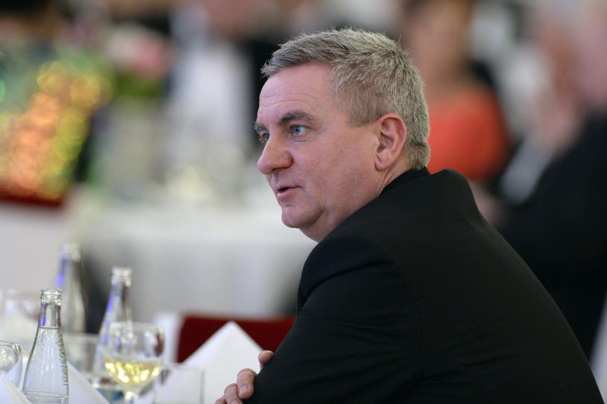 Prezidentův kancléř Vratislav Mynář