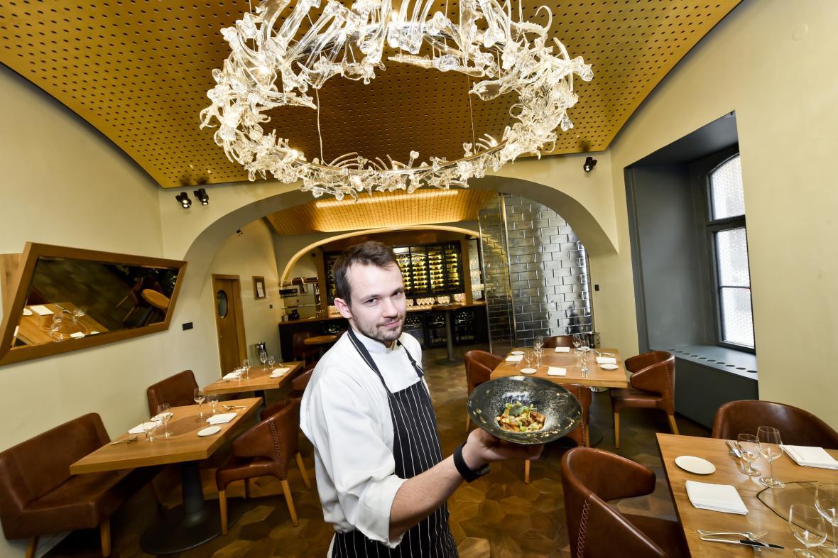 Restaurace La Degustation Boheme Burgeoise