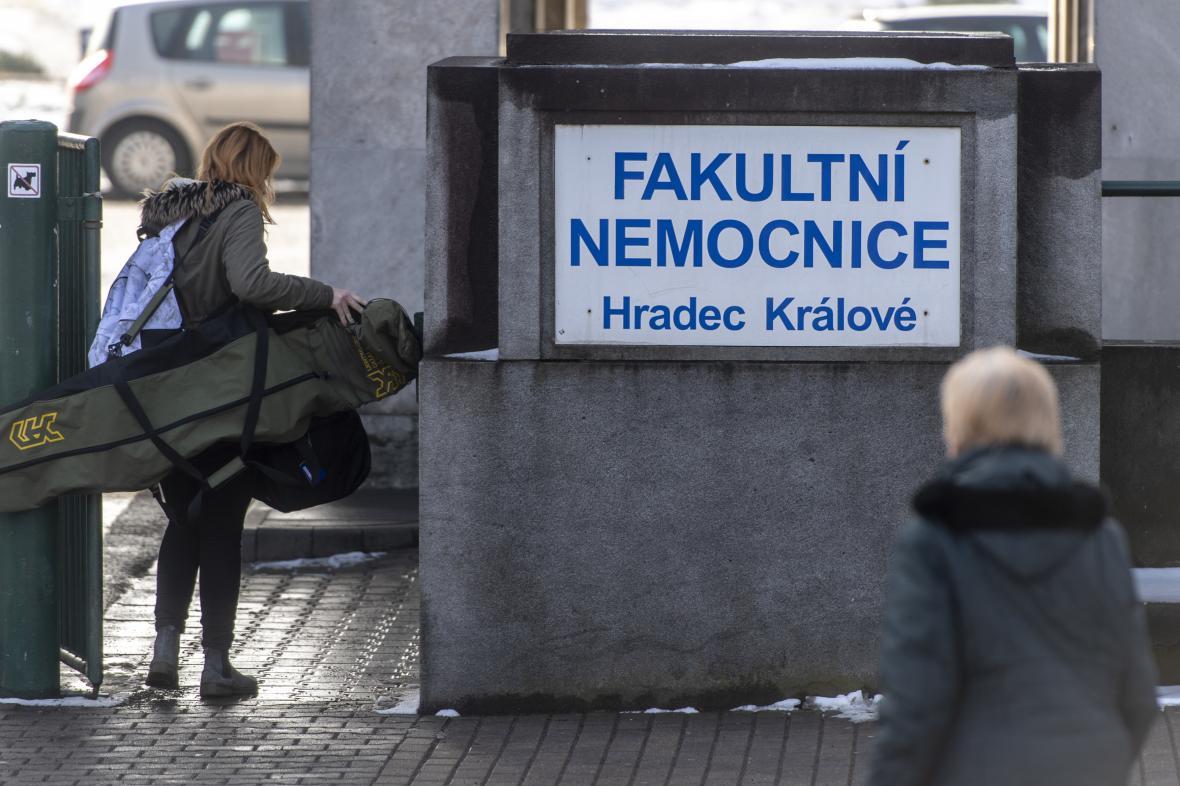 Fakultní nemocnice Hradec Králové