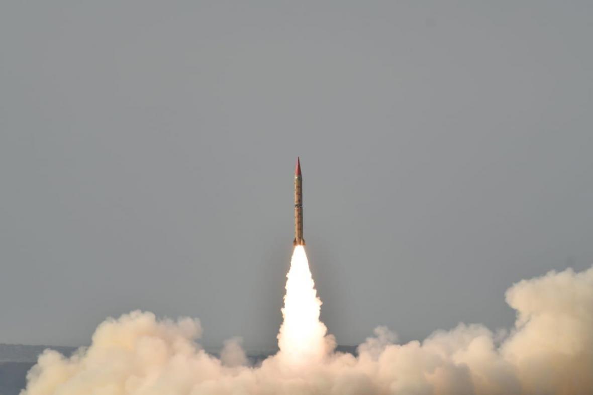 Raketa Šahín-2