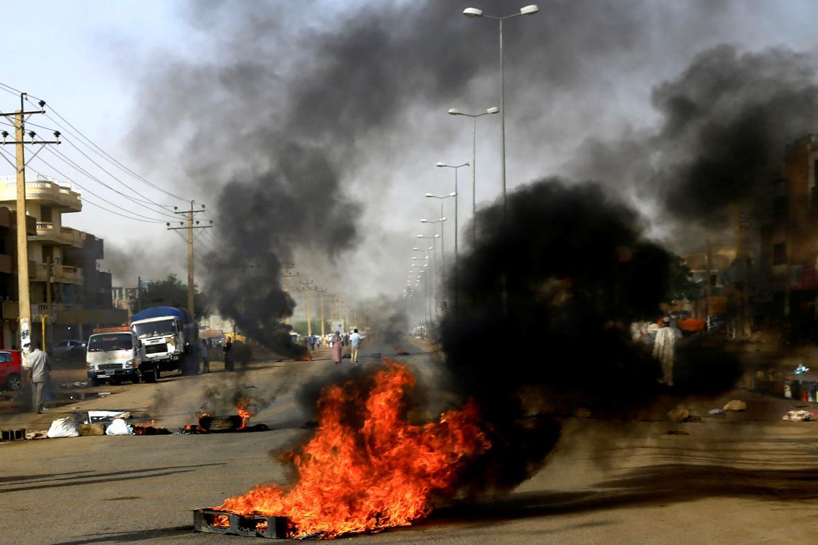 Nepokoje v Súdánu