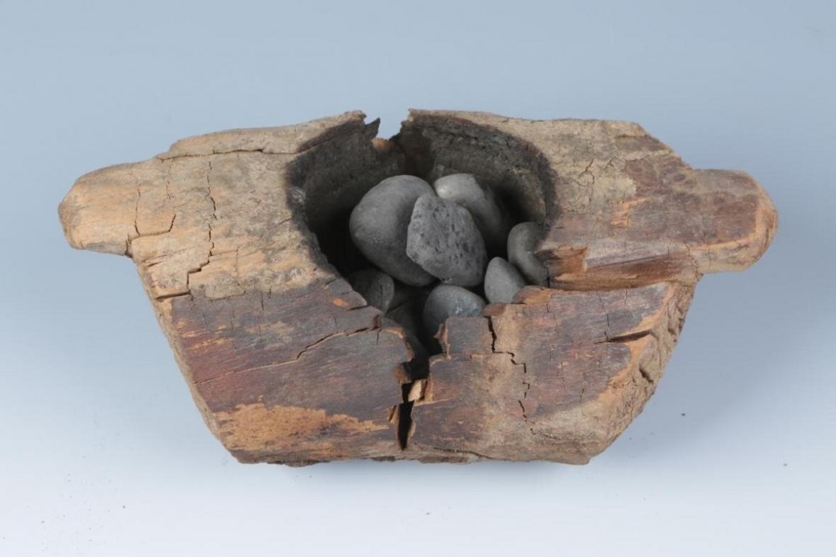 Vykuřovadlo na marihuanu staré 2500 let