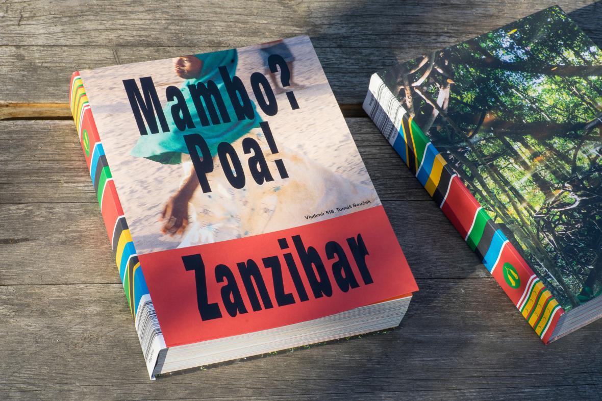 Kniha Mambo? Poa! Zanzibar