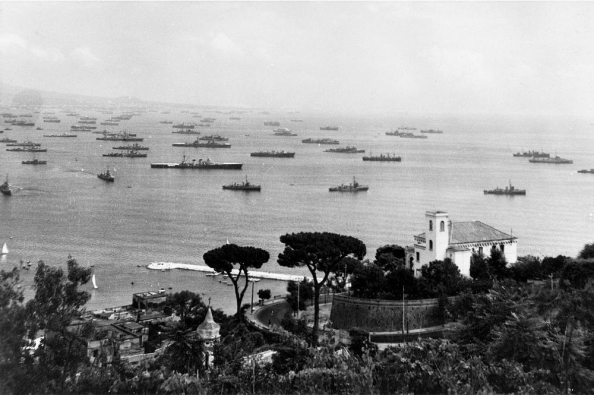 Operace Dragoon na francouzském pobřeží