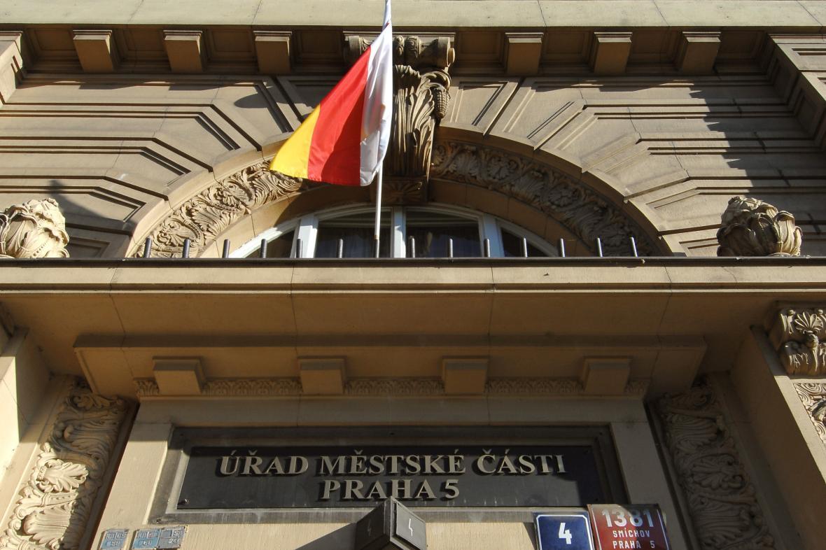 Úřad městské části Praha 5