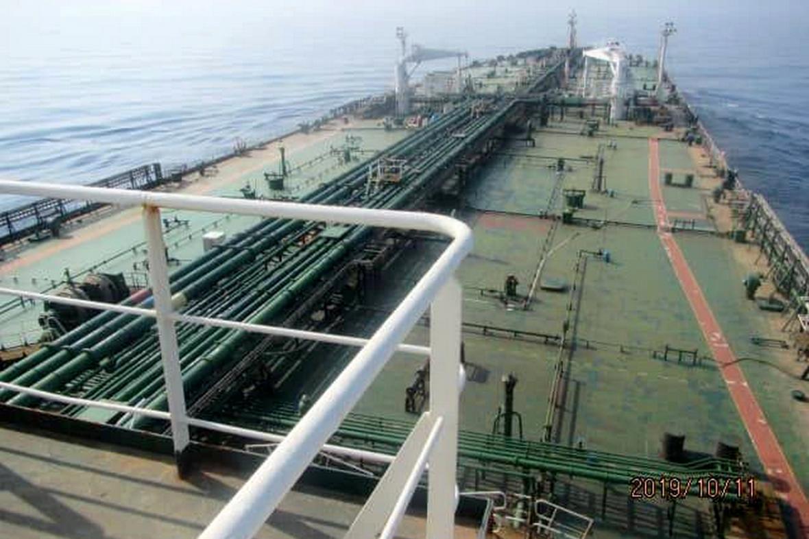 Íránský tanker Sabiti